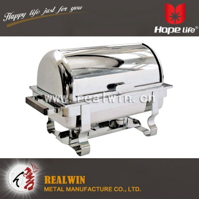 9L GN1/1 ROLL TOP CHAFER