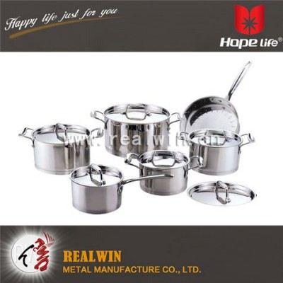 12 PCS COOKWARE SET